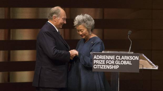 Aga Khan: When distant forces feel like dire threats | Globe & Mail