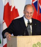 The Aga Khan awarded inaugural Adrienne Clarkson Prize for Global Citizenship