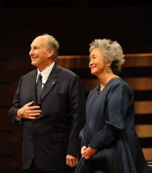 Event summary: His Highness the Aga Khan receives the Adrienne Clarkson Prize for Global Citizenship