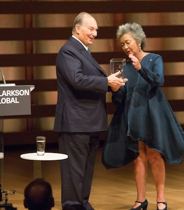 On the record: the Aga Khan's call for multiculturalism | Now Magazine
