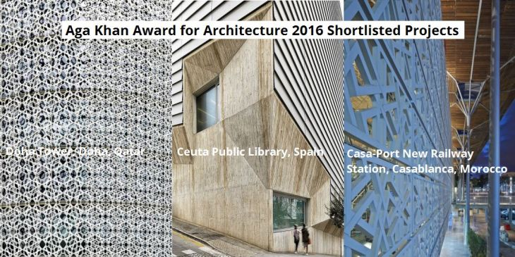 Quiz five: Aga Khan Award for Architecture (AKAA) 2016