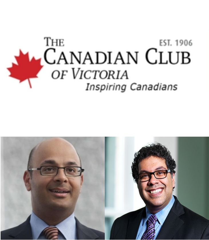 Wellness Matters: A Dialogue with Calgary Mayor Naheed Nenshi and Khalil Shariff, CEO Aga Khan Foundation Canada