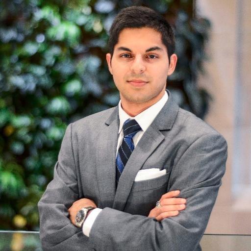 Ali Tejpar appointed 'Global Shaper' under initiative of the World Economic Forum