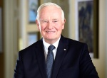Join Wordfest and the Calgary Public Library for an evening with His Excellency the Right Honourable David Johnston, Governor General of Canada