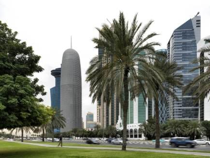 Aga Khan Award for Architecture 2016 Shortlisted Project: Doha Tower, Doha, Qatar