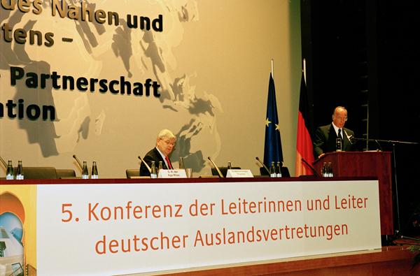 Annual Conference of German Ambassadors
