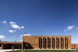 Aga Khan Award for Architecture 2016 Shortlisted Project Guelmim School of Technology, Morocco