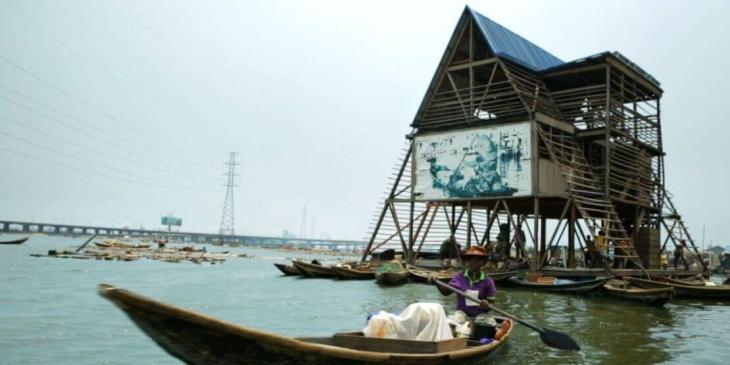 Aga Khan Award for Architecture 2014-2016 Cycle (Shortlisted Project # 19): Makoko Floating School, Lagos, Nigeria