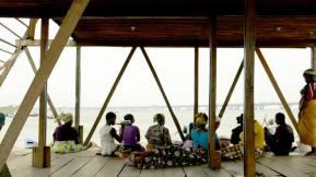 Watercraft, Makoko Floating School, Lagos, Nigeria