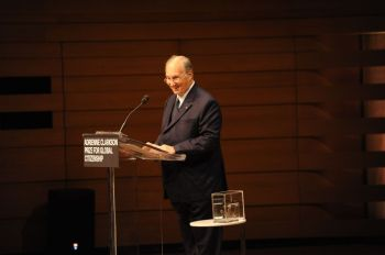 Speech by His Highness the Aga Khan Accepting the Adrienne Clarkson Prize for Global Citizenship