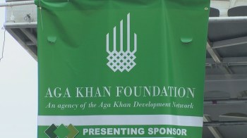 Annual Aga Khan Foundation Walk and Run held at Railroad Park, Birmingham, Alabama | WTVM