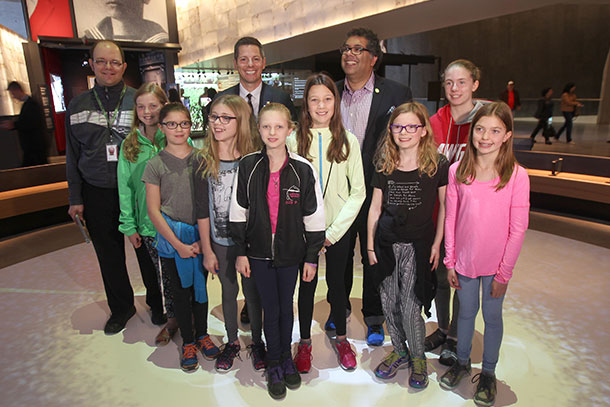 Islamic History Month: An Interview with Naheed Nenshi | Canadian Museum for Human Rights