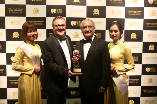 Serena Hotels win four awards at World Travel Awards 2016