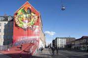 Superkilen portrays a true sample of the cultural diversity of contemporary Copenhagen. Aga Khan Award for Architecture 2016 Winner: Superkilen, Copenhagen, Denmark
