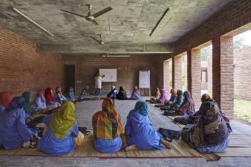 Impacts so many lives. Aga Khan Award for Architecture 2016 Winner: Friendship Centre Gaibandha, Bangladesh