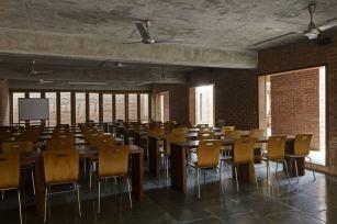 Classrooms. Aga Khan Award for Architecture 2016 Winner: Friendship Centre Gaibandha, Bangladesh