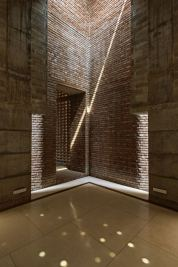 The quality of space and architecture. Aga Khan Award for Architecture 2016 Winner: Bait ur Rouf Mosque Dhaka, Bangladesh
