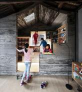 Aga Khan Award for Architecture 2016 Winner: Hutong Children's Library and Art Centre Beijing, China