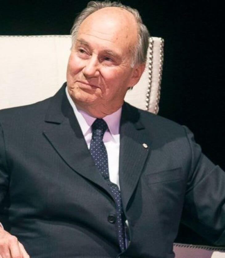 Aga Khan receives Prize for Global Citizenship | Dhaka Tribune