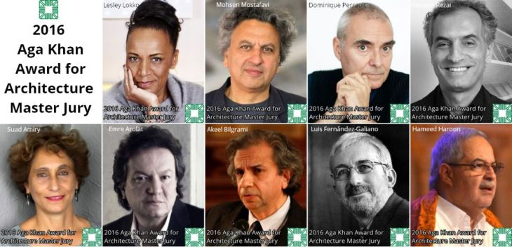 Meet the 2016 Aga Khan Award for Architecture Master Jury