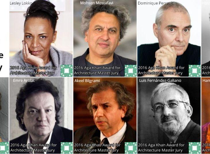 Meet the 2016 Aga Khan Award for Architecture Master Jury