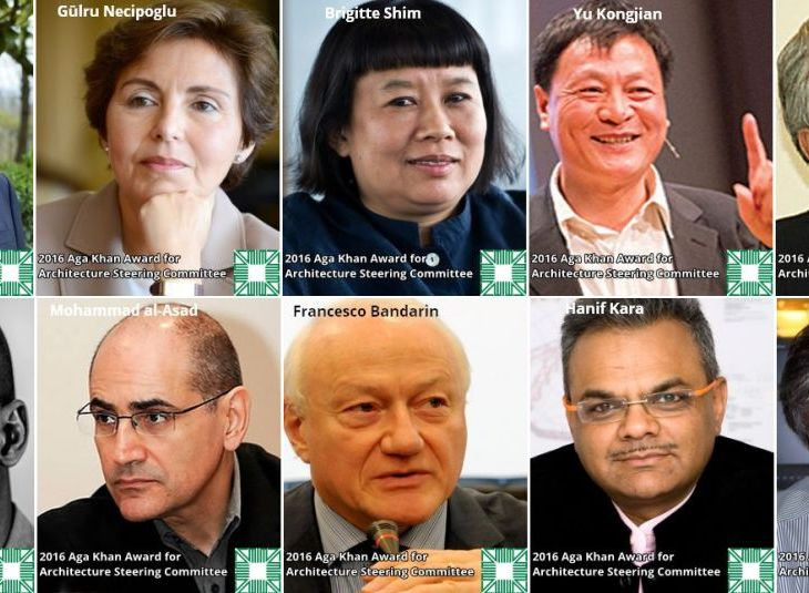 Aga Khan Award for Architecture 2016 Steering Committee