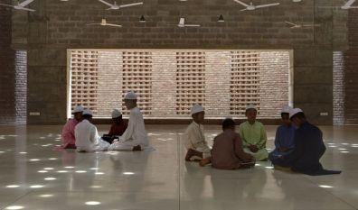 Aga Khan Award for Architecture 2016 Winner: Bait Ur Rouf Mosque, Dhaka, Bangladesh