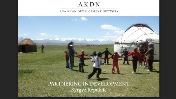 AKDN Partnering in development - Kyrgyz Republic