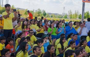 Aga Khan Foundation Walk-Run Birmingham on October 16, 2016