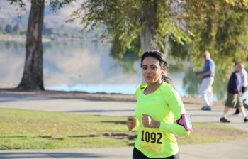Aga Khan Foundation Walk-Run Silicon Valley on October 16, 2016