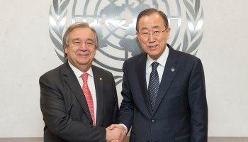Sultan Jessa: Antonio Guterres is a great choice for United