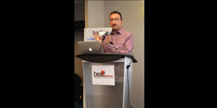 Ashif Jivraj appointed President of Broadcast Educators Association of Canada