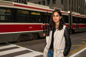 Aliya Bhatia: Toronto youth want more of a say in transit with new platform