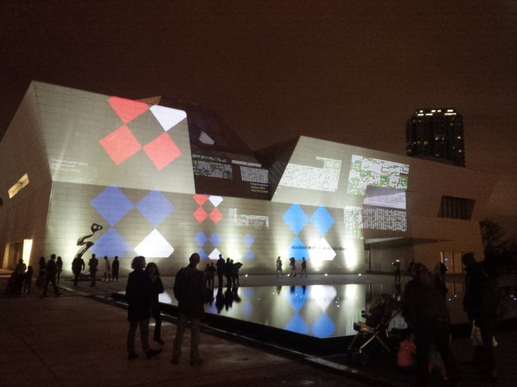 Nuit Blanche 2016 Was Smaller, and Exciting | Torontoist
