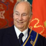 His Highness the Aga Khan Awarded Order of Danaker by the Government of Kyrgyzstan