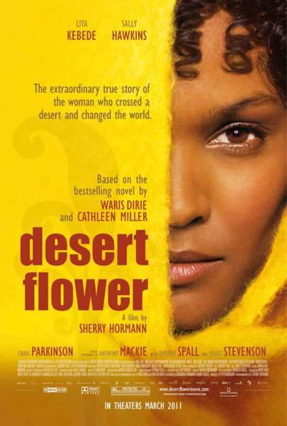 "Aga Khan Documentation Center and Center for Arabic Culture present ""Desert Flower"" 