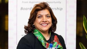 Dr. Shaheena Janjuha-Jivraj presents at the Women of the World Festival, London