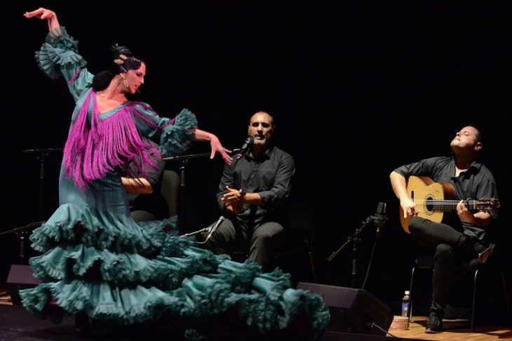 Duende Flamenco Festival at the Aga Khan Museum Toronto: Two Views of the Alhambra