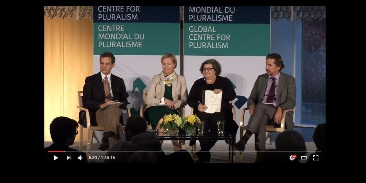 Pluralism in peacebuilding and the opportunities for Canadian leadership (Video)