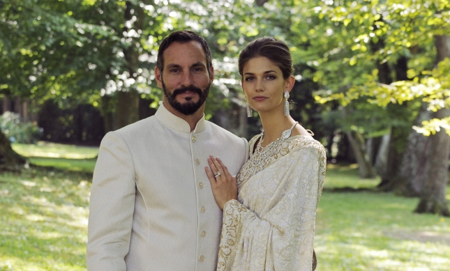 Prince Rahim Aga Khan and Princess Salwa expecting second child