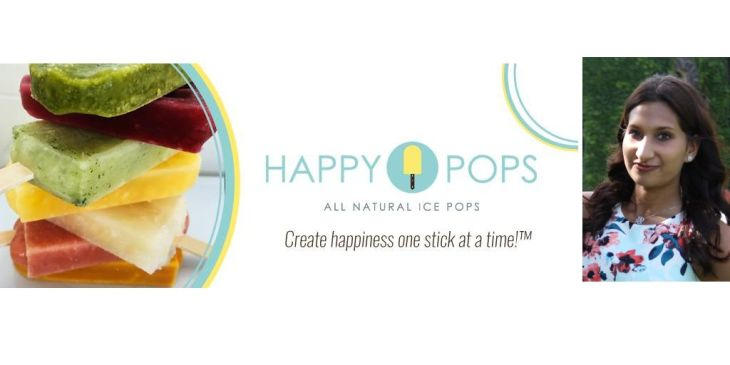 Leila Keshavjee: Transforming popsicles one Happy Pop at a time | Impact Centre, University of Toronto