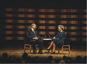 His Highness the Aga Khan, inaugural recipient of the Adrienne Clarkson Prize for Global Citizenship: An inspiration for all engaged in higher education | Six Degrees Citizen Space 2016