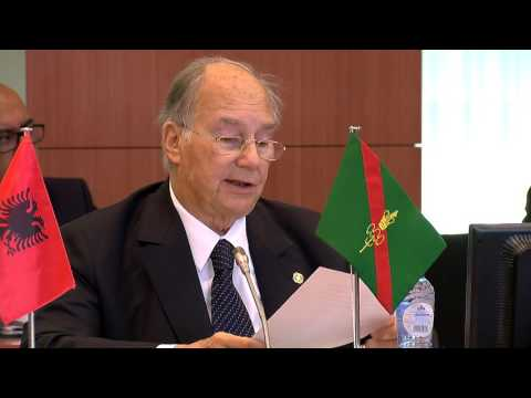 Statement by His Highness the Aga Khan | Brussels Conference on Afghanistan