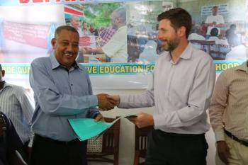 Aga Khan Foundation to establish modern early childhood development centres in Lamu County (Kenya)