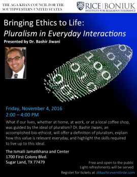 Bringing Ethics to Life: Pluralism in Everyday Interactions