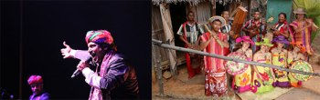 Aga Khan Foundation in partnership brings the music of Rajhastan and Madagascar