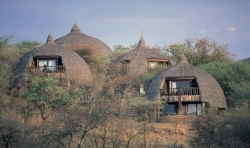 Serengeti Serena Safari Lodge, Tanzania. AKDN