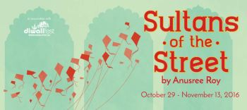 "Nimet Kanji performs in ""Sultans of the Street"", Vancouver, Oct 29 to Nov 13, 2016"