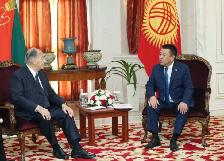 организация ага хан кыргызстана Liod