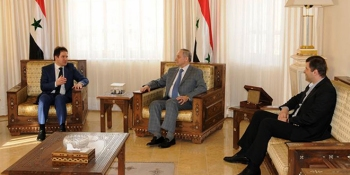 Syria: Tourism Ministry, AKDN discuss cooperation